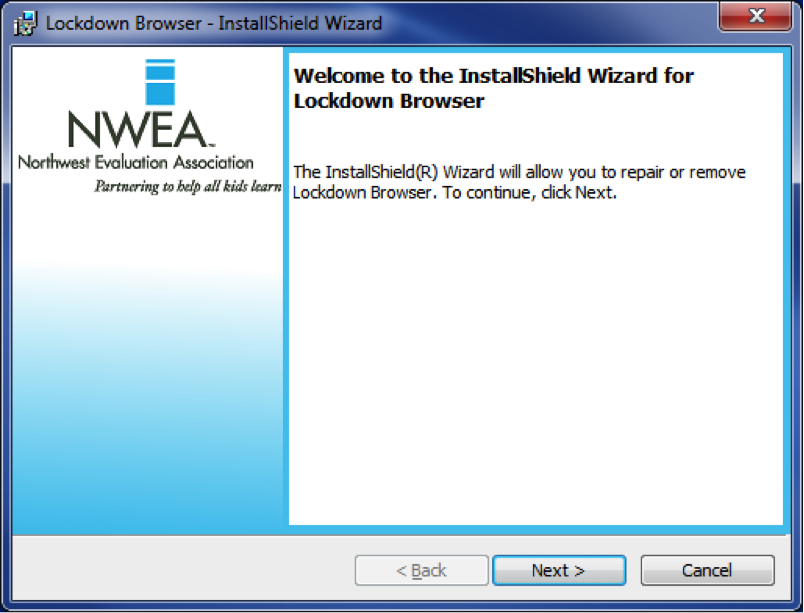 nwea map lockdown browser
